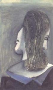 ドラ・マールの肖像